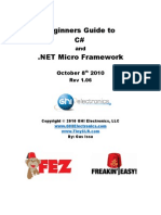 Guide to NETMF