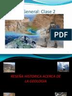 Segunda Clase Geologia Ing. Calsina