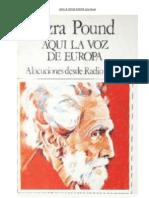 Ezra Pound en Radio Roma