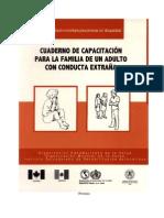 Cuadernos 19y20 CONDUCTA EXTRAÑA