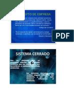 Factores de La Empresa