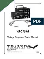 Alternator Transpo Regulator