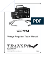 Alternator Transpo Regulator