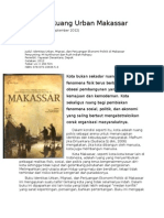 Paradoks Ruang Urban Makassar