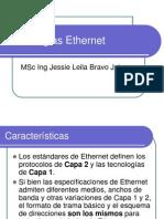 Tecnologias Ethernet