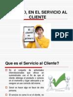Calidad en El Servico Al Cliente