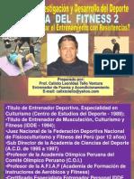 5 Teoría del Fitness
