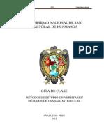MÉTODO DE ESTUDIO UNIVERSITARIO