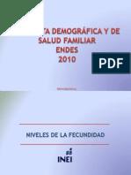 Planificación Familiar Perú 2010