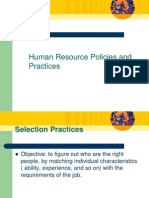 My Report_HR Policies and Practices