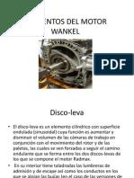 Elementos Del Motor Wankel
