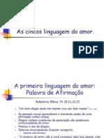 As Cincos Linguagem Do Amor