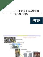Market Study Financial Appraisal