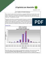 The Market Capitalist Newsletter - September 2012