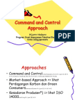 5 Command and Control Approach