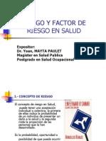 Clase i Riesgo y Factor de Riesgo en Salud