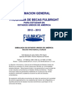 Fulbright Webpage 2012