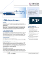 Check Point-utm-1 Appliances