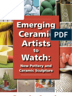 Emerging Ceramic Artists 1