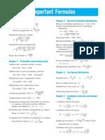 Formula Sheets 4 STT