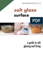 Salt Glaze Surface