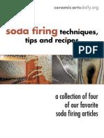 Soda Firing Techniques New