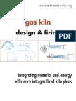 Gas Kiln design & firing