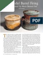 Barrel Firing  -  Paul Wandless