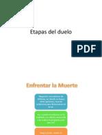 Etapas Del Duelo