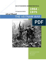 The Veitnam War