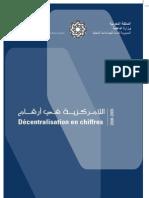 Décentralisation en Chiffres 2008-2009 - Maroc -