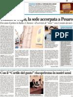 Chiude il Cepu, sede accorpata a Pesaro - Il Resto del Carlino del 13 settembre 2012
