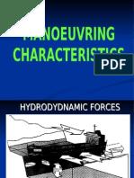 Ship Manoeuvring Characteristic