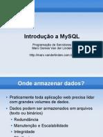 14 - PS - MySQL - Introducao