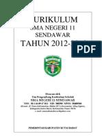 Rekomendasi Kurikulum Sma n 11 Sendawar Thn 2012