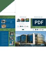 New Wintech 3-Fold Brochure
