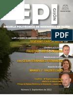 Revista EPI, Número 3