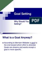 Goal Setting (1)