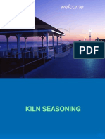 Kiln Seasoning