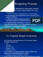 Process of Capital Budgeting