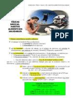 2 e Tema 1 Condicion Fisica y Salud. Cfb y Habitos Alimenticios Saludables