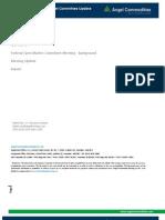 FOMC Meeting Update - 14 September 2012