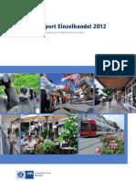 Stadtteilreport Einzelhandel 2012