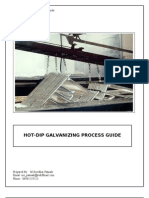 Complete Galvanizing Process