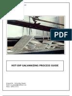Complete Galvanizing Process
