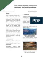 Um estudo de variação de tensão na indústria de mineração e o uso de transformador trifásico de tap variável para atenuação