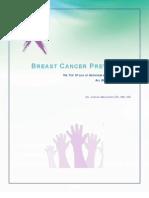 10 Steps Prev Breast Cancer