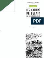 Les Cahiers de Belaid Ou La Kabylie d'Antan - II - Traductions, 1964, FDB
