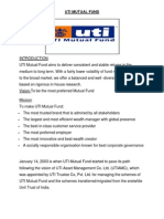 Uti Mutual Fund Final