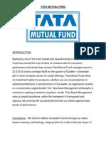Tata Mutual Fund-FINAL